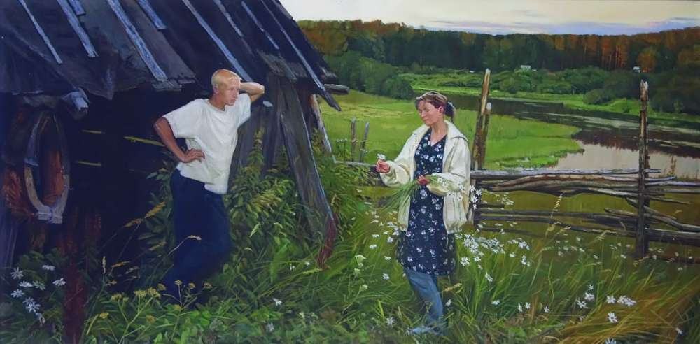 Андрей Подшивалов - Деревенская любовь, 2000