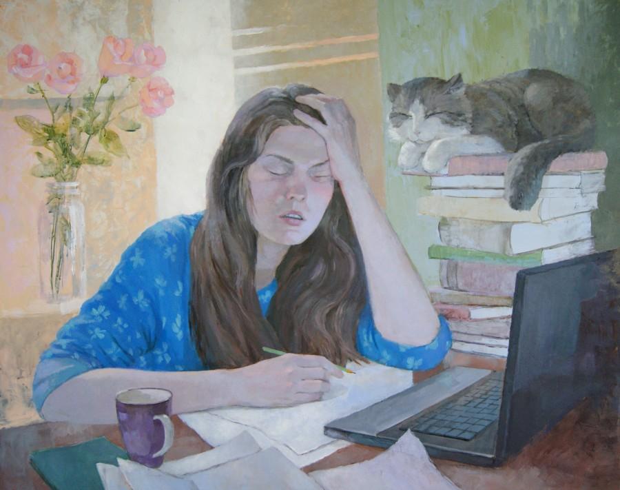 Наталья Ливитчук - Завтра экзамен, 2014