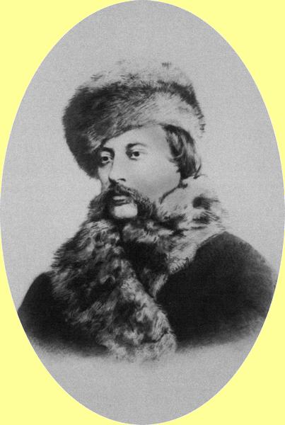 Константин Николаевич Леонтьев. Конец 1870-х гг.