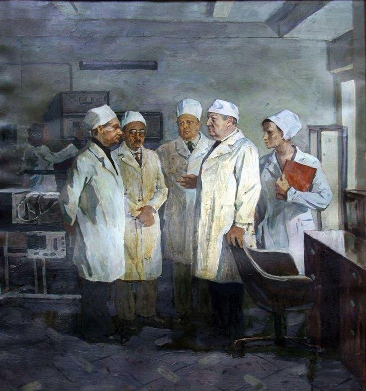Мефодий Захаревич. Консилиум