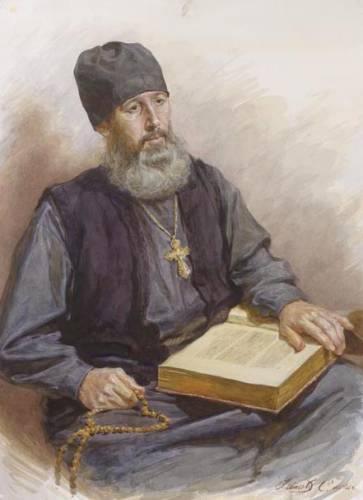 Сергей Котов - Монах, 2013