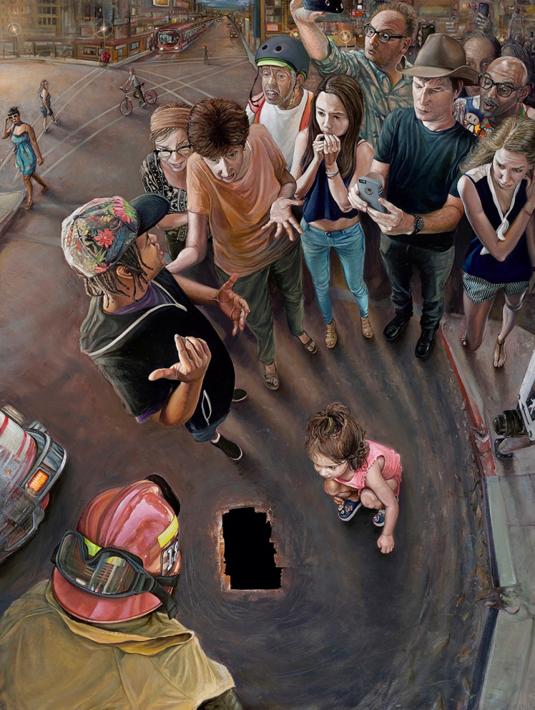 Тимоти Роберт Смит - Плоский мир (Flatland)
