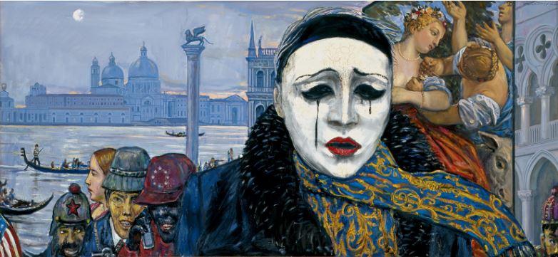 Илья Глазунов. Закат Европы