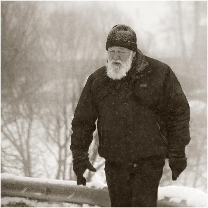 Сергей Добка - Эх-х! Мороз, мороз...