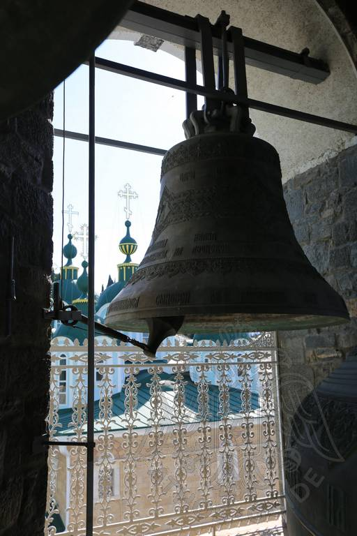 Колокольня Свято-Пантелеймонова монастыря
