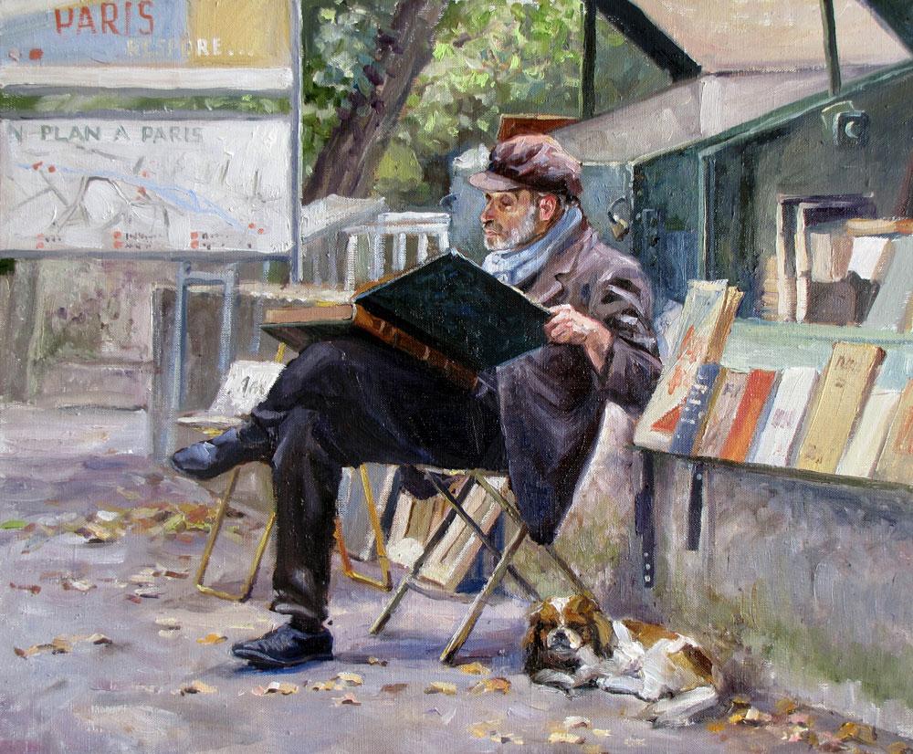Игорь Родионов - Парижский букинист, 2013