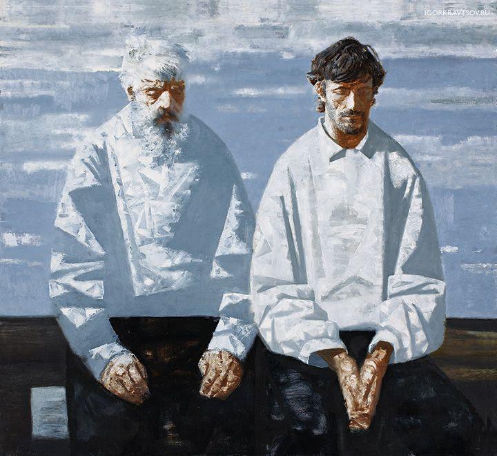 Игорь Кравцов - Отец и сын. Тишина, 2009