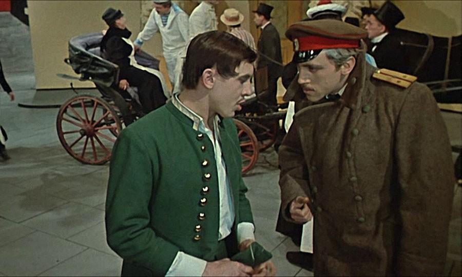 Кадр из фильма «Интервенция»