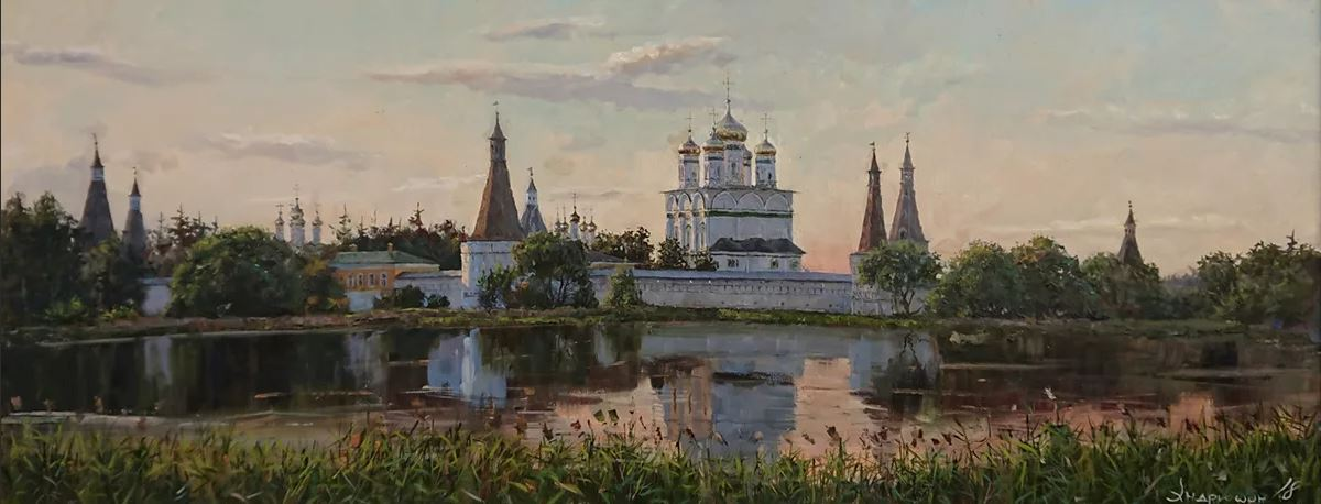 Арсений Андрюшин - Теряевский монастырь, август 2018