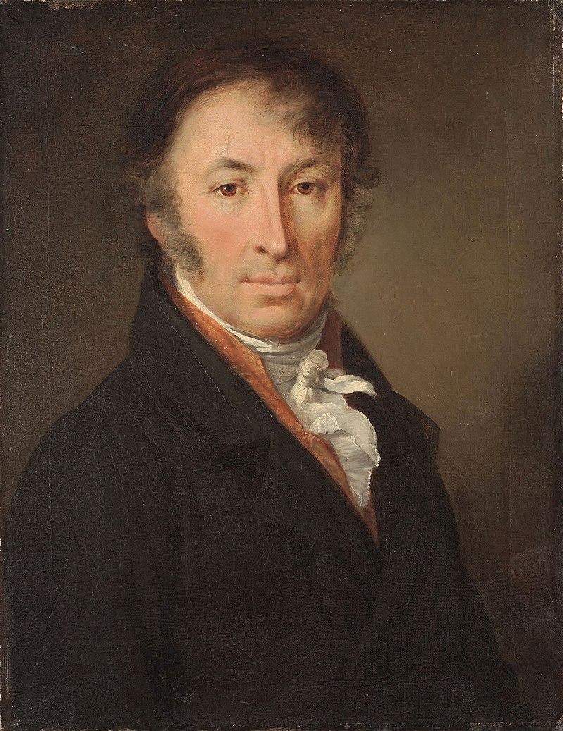 Портрет Н.М, Карамзина - В.А, Тропинин, 1818