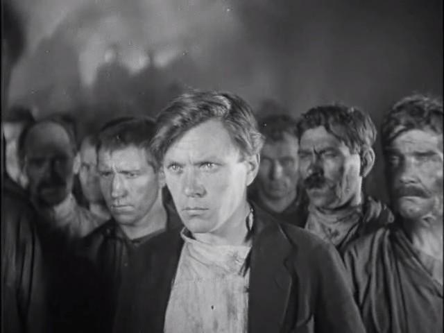 Кадр из фильма «Юность Максима» (1934)
