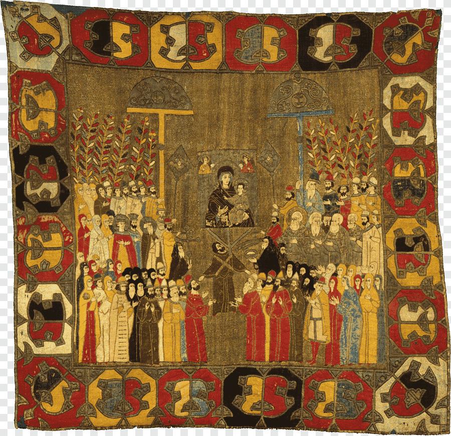 Пелена Елены Волошанки. Около 1498 г.