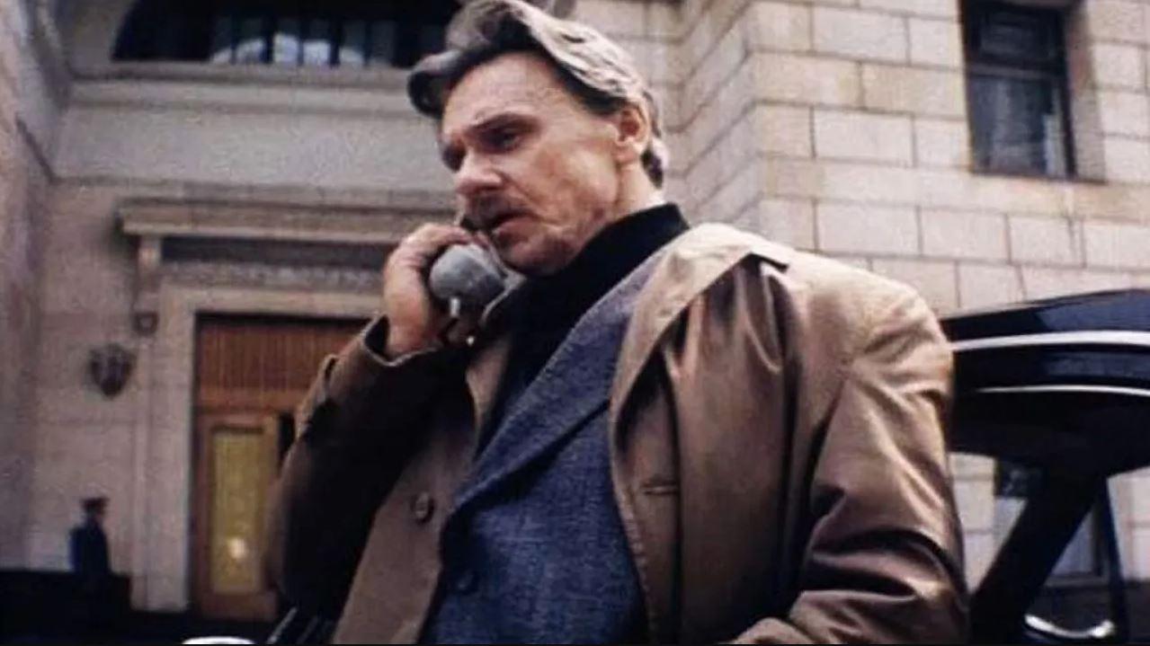 Кадр из фильма Петровка, 38