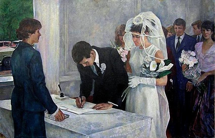Виктор Присталенко - Свадьба, 1977