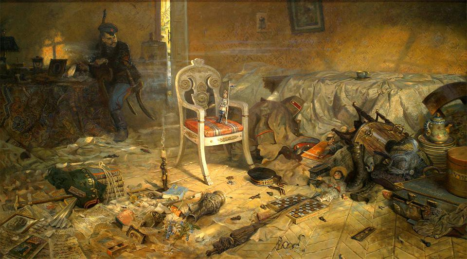 Павел Рыженко - Ипатьевский дом. Расстрел, 2004