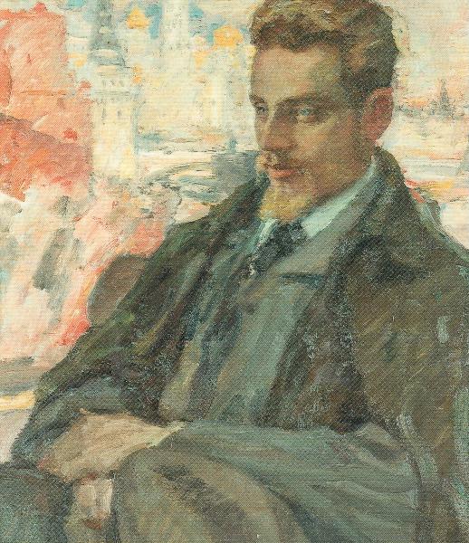 Пастернак Леонид Осипович - Р. М. Рильке в Москве, 1928