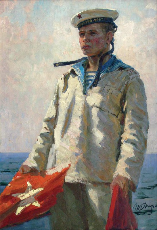 Иван Рыбачук - Молодой матрос, 1972