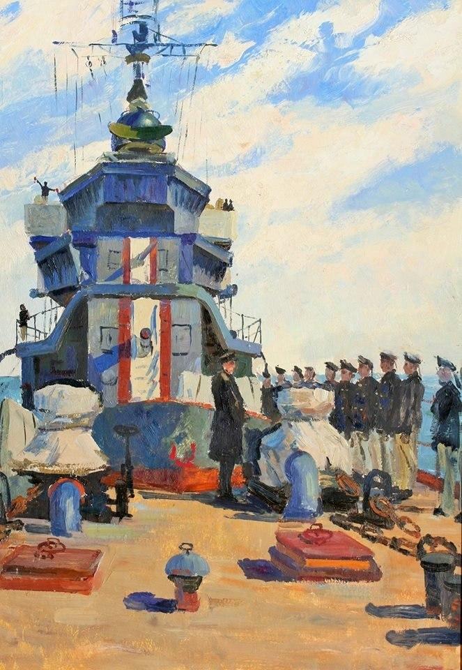 Иван Рыбачук - Приказ на границу, 1957