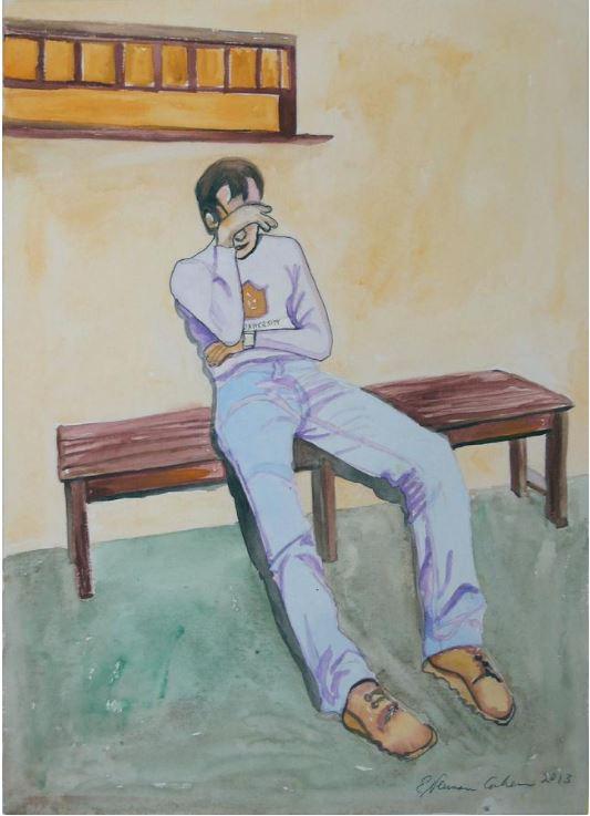 Эстер Ньюман-Коэн - Блюз «Безработица» («Unemployment Blues»), 2013