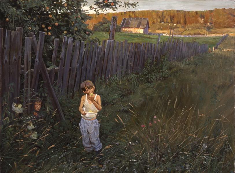 Андрей Подшивалов - В чужом саду, 2004