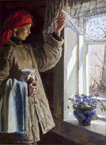 Григорий Чайников Весна