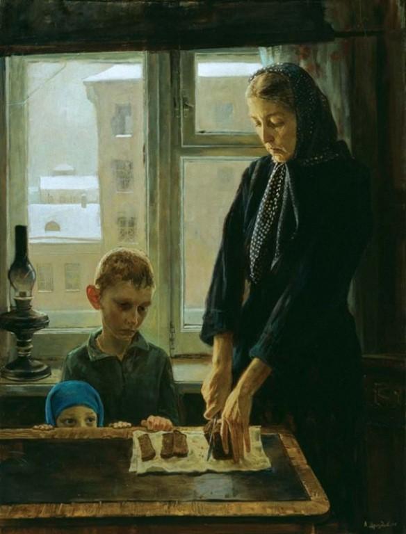 Андрей Дроздов - Хлеб войны, 2005