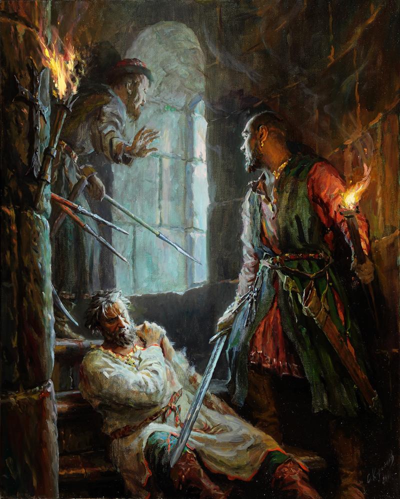 Сергей Кириллов - Андрей Боголюбский (Убиение)