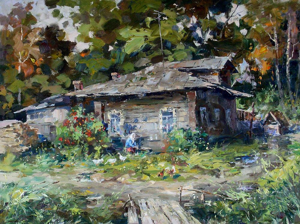 Дюмон Пак - Осень в деревне, 2013