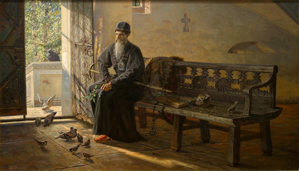 Павел Рыженко Царево молчание