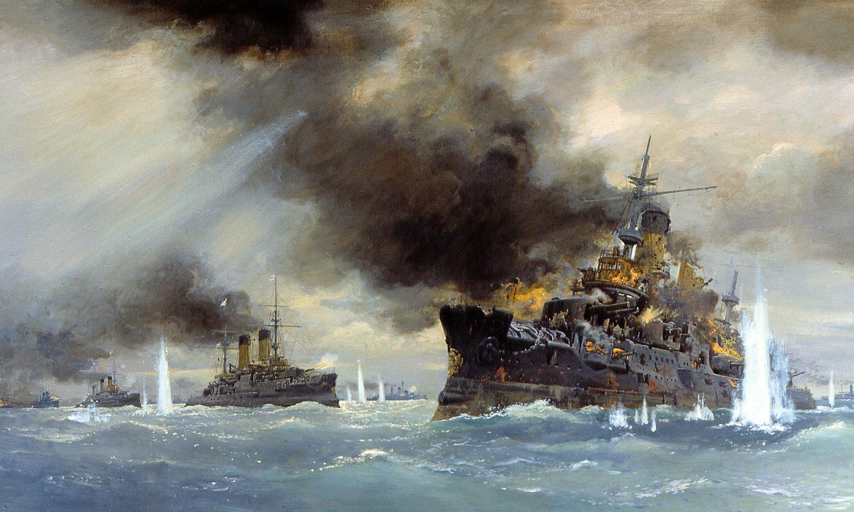 Сергей Пен - Цусимское сражение. 1905 год, 1991