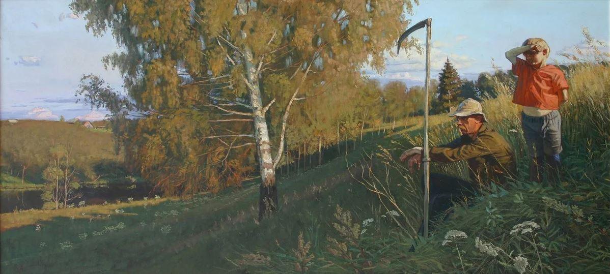 Андрей Подшивалов - В родном краю, 2000