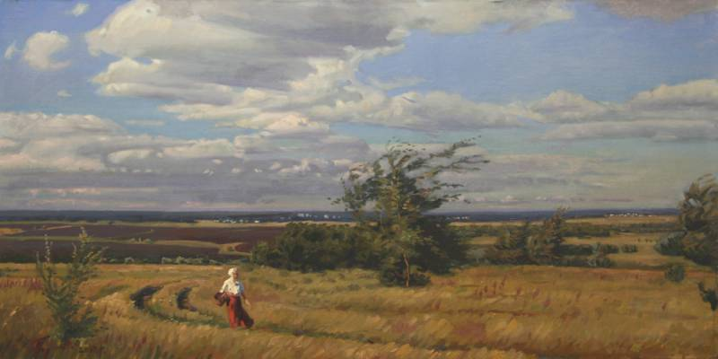 Андрей Подшивалов - Ветреный день, 2010
