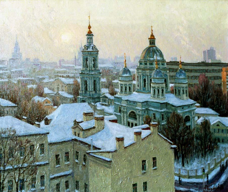 Игорь Разживин - Солнечный день, 1993