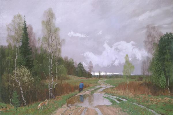 Татьяна Юшманова Дождь