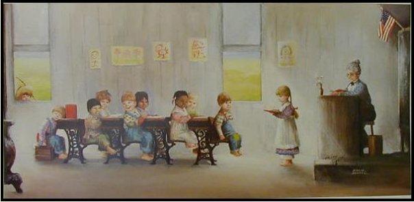 Школьные дни Диана Денгель