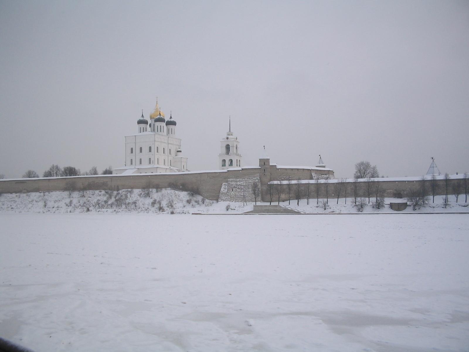 Псков, Кремль