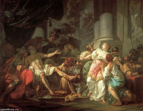 Давид Смерть Сенеки