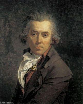 Давид Автопортрет 1791 года