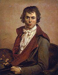 Давид Автопортрет 1794 года