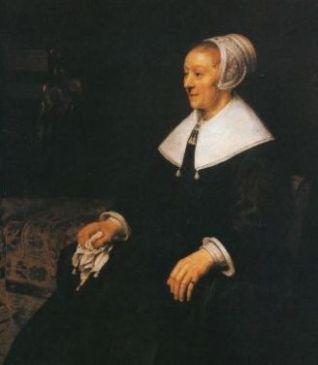 Рембрандт Портрет Катрины Хоогсат