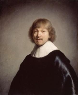 Рембрандт Портерт Жака де Гейна