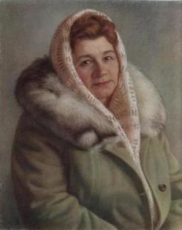 Александр Шилов Моя мама