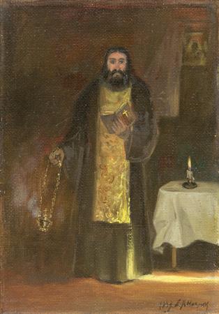 Александр Мицник Сельский священник
