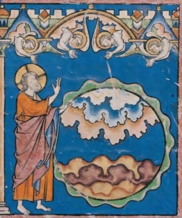 Иллюстрация Библии Моргана