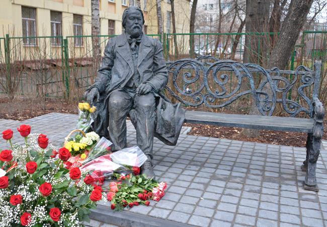 Памятник Михаилу Ипполитову-Иванову