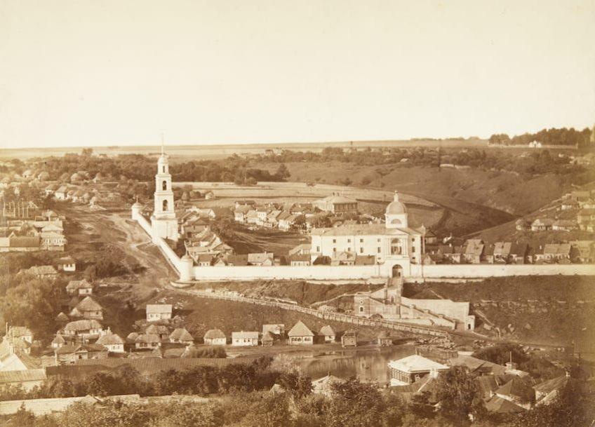 Елец. Знаменский монастырь Т. Богданов 1850-е — 1900-е