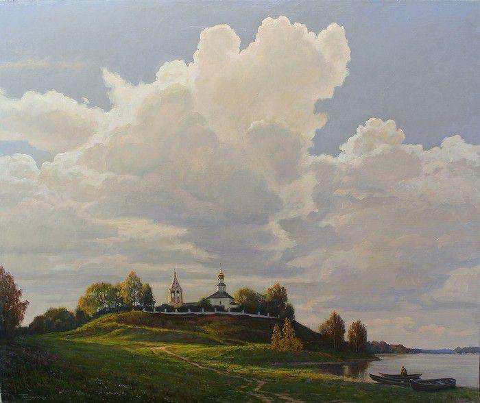 Юрий Бондаренко - Городня на Волге, 2011