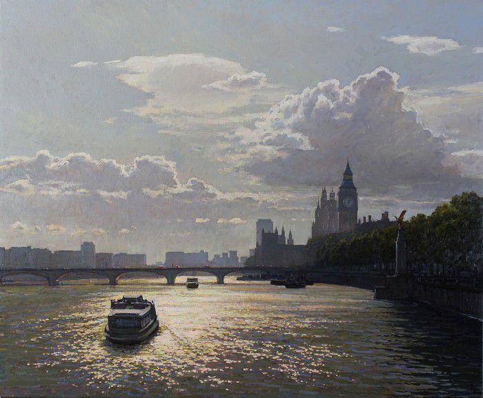 Юрий Бондаренко - Темза, 2002