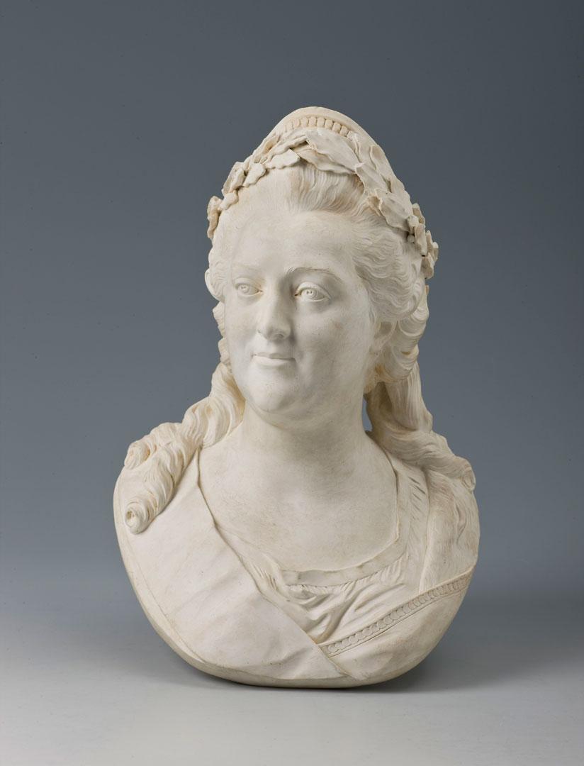 Бюст Императрицы Екатерины II. 1793