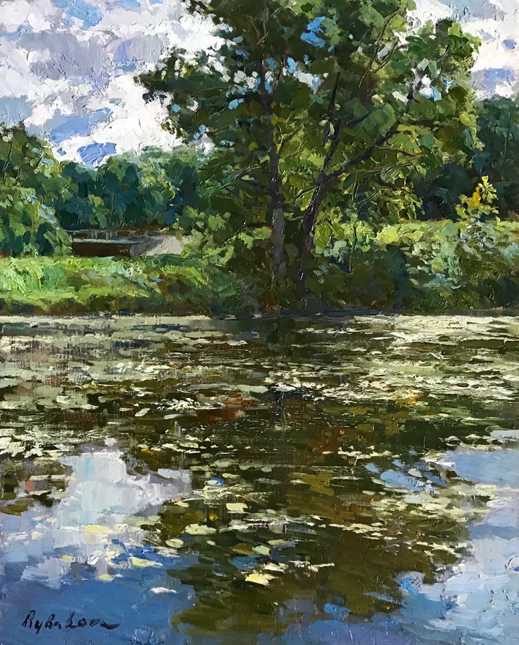 Картина Ирины Рыбаковой